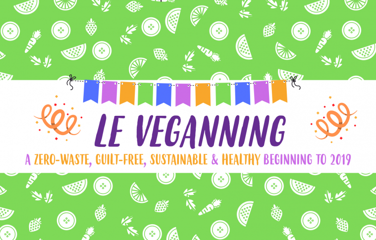 Le Veganning – Official Launch of Veganuary India 2019