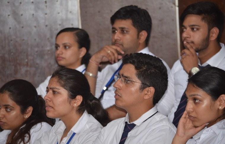 'What the Health' Movie Screening at University Business School, Chandigarh