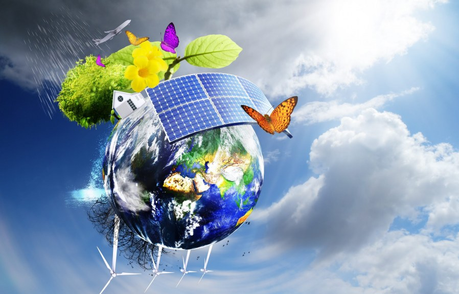 Energy Efficient Sustainable Living